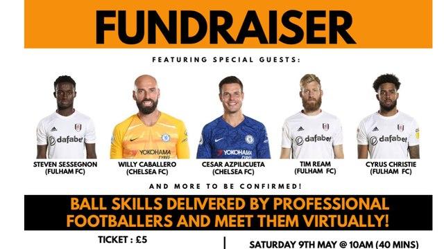 Virtual Football Fundraiser