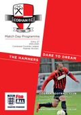 MATCH DAY PROGRAMME DOWNLOAD HERE