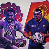 RWC - England vs France | 9:15am K.O
