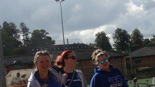 Gloucester (Hartbury) Ladies 63- Bletchley Ladies 15