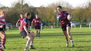 Bletchley Ladies 46- Birmingham Moseley Ladies 0