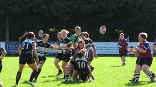 Ladies v Bridgenorth