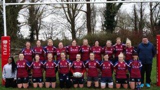 Bletchley Ladies 58 Shelford Ladies 12 Feb 17