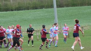 Worcester 2nds 24- Ladies 7