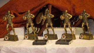 Bletchley Girls award evening