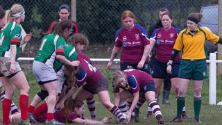 Bletchley Ladies 24 Battersea Ironside Ladies 5
