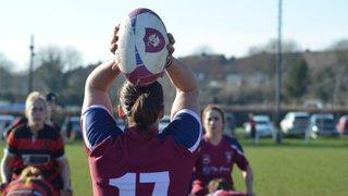 Bletchley Ladies 34 - Wymondham Ladies 15