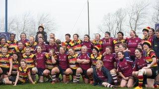 Bletchley Ladies  7  Harrogate Ladies 68