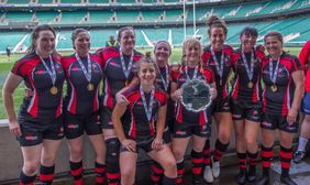 Bucks Ladies Victors in County Championship game