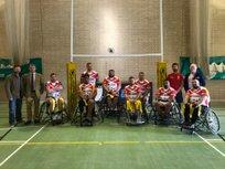 SL/Army Wheelchair RL