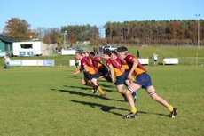 Deeside Rugby 1st XV