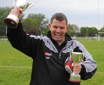 Gareth Waterfield wins BBC Sports Personality Unsung Hero Award for the West of England!