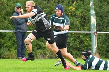 Winscombe lock Jack Masters on a charge