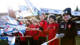 Swindon Town and Bristol Rovers Matchday Experiences