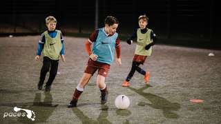 Paces Residential Football Camp