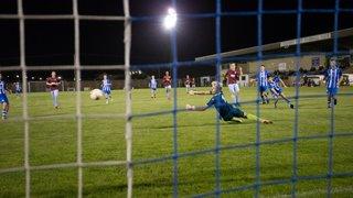 U18's - Clevedon 1 Mangotsfield 7 FA Youth Cup