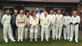 Over 40's XI Cricket