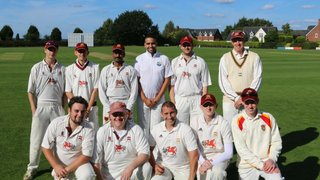 2nd XI Cricket