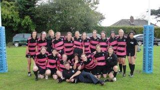 FRFC Ladies vs Salisbury 180911