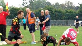 1st Team V London Lithuanians Friendly 06/09/14