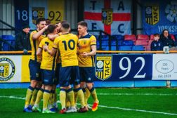 REPORT | Taddy Pick Up First Win Of 2019