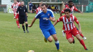 KEMPSTON ROVERS 0 v BALDOCK TOWN 1