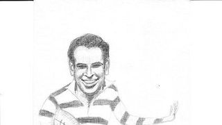 Sketches - Former Club Captains