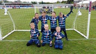 Bloxham Rangers FC - Under 8s - Brackley Town Tournament