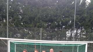 Abingdon demolished in a 9 goal rush