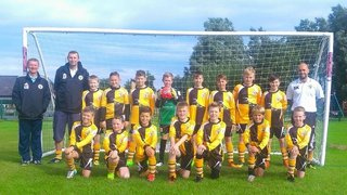 UNDER 13's CUP FINAL