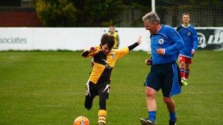 Dads v Lads Under 12's