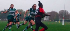 LADIES PAY FOR SLOW START IN LONDON