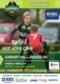 RBSI Guernsey U14 vs Burgess Hill