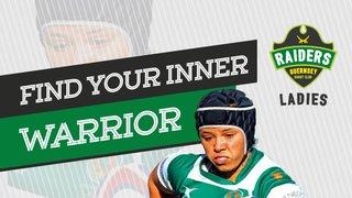 Find Your Inner Warrior!