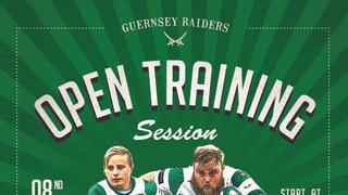 Open Training Session