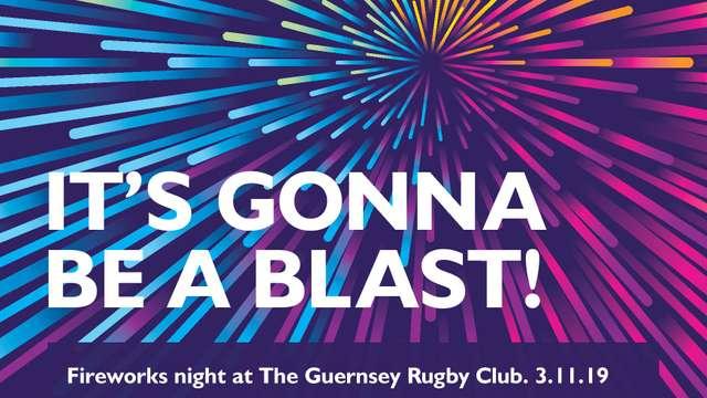 Guernsey Raiders Fireworks Night