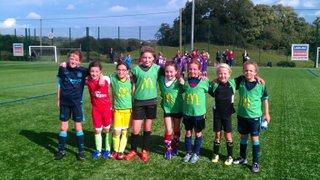 North Wales Girls League U8 and U10 Festival