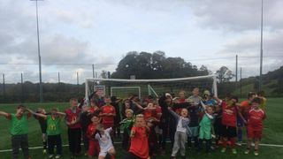 October Half-Term Soccer Camp 2016