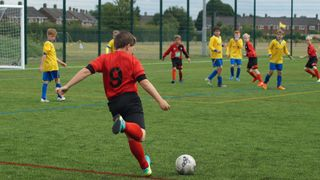 Carterton FC welcome new players for their U7s,U8s, and U9s football teams