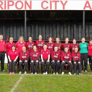 Ripon City Ladies v Middleton Athletic