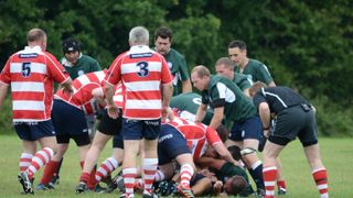 EG Vets v Crowborough Vets - Sat  3 Sep 2016