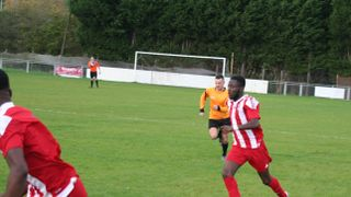 Redhill v Banstead Athletic 21/10/17