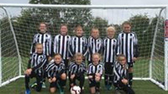 Corby Town Girls U12's