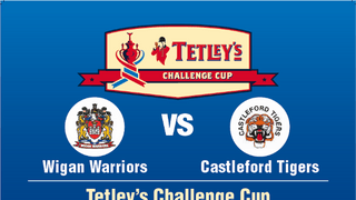 The Challenge Cup is Coming to Pats!! Tuesday 3rd June