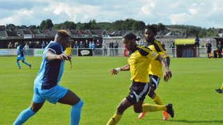 Basford United 1 Long Eaton United 0 - FA Cup - 12/09/15 - Photos by Jaymini Mistry
