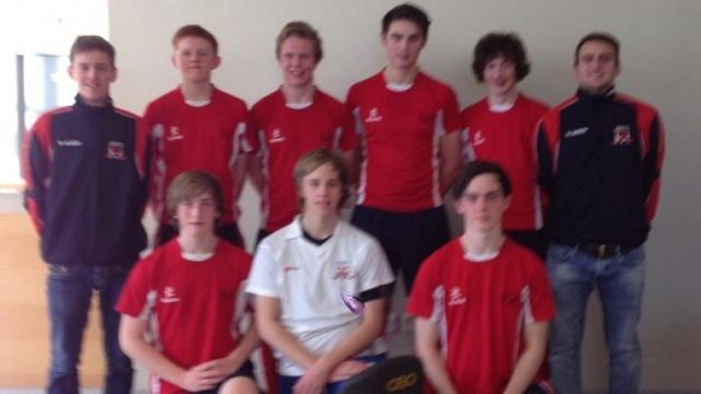 U18 Boys