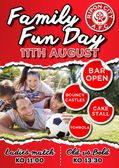 Family Fun Day 2018 -11th August