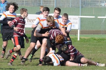Securing the ball