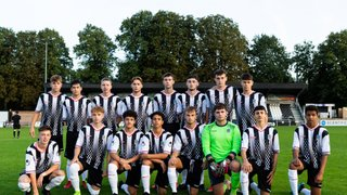 Match Postponed | FA Youth Cup tie rained off