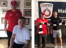 New Signings | Sparkes and Wells Join
